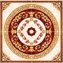 Quality carpet ceramic tile for sale