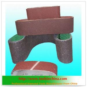 Quality diamond coated abrasive belt for sale