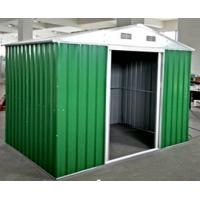 Quality Metal Garden Shed for tools in garden light weight made in China for sale