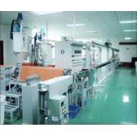 PVC PE PP PA PU insulation sheathing electric wire cable making machine production line