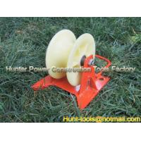 Quality Trench Roller Cable Laying Rollers used for well cables for sale