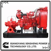 Buy Fire fighting Diesel Water Pump Sets Cummins water pump sets for fire fighting at wholesale prices