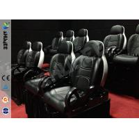 Quality Customized Cinema Movies Theater With Emergency Stop Buttons For Indoor Cinema for sale