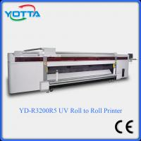 Quality UV printer price for glass /ceramic printing machine with embossed/3D effects for sale