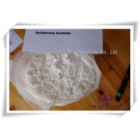 Quality Muscle Growth Boldenone Steroid Boldenone Acetate Bulking Cycle White Solid Powder 2363-59-9 for sale