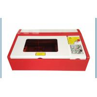 Quality Air Cooling CO2 Tempered Glass Screen Protector Cutting Machine Easy To Operate for sale