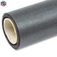 Quality Grey color 110g fiberglass insect screen for sale