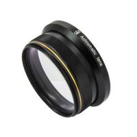Quality 77mm Close-up Lens +3 Produced Using H-K9 H-ZF2 Glass for Stunning Photography of Small Objects for sale