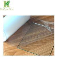 Quality 0.025-0.2mm Clear Transparent Quality Assurance Eco-friendly Mirror Self Adhesive Film for sale