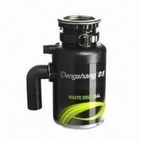 Kitchen Waste Disposal for Family, with 1,780rpm Rated Speed, Measures 282 x 144.7mm