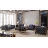 Buy cheap 1+2+3 sofa set Italian leather Luxury sofa Italian design morden sofa from wholesalers