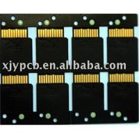 China Ultra thin flash card pcb on sale