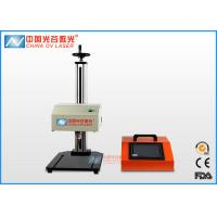 Quality Desktop Dot Peen Marking Machine for Engraving Metal Chassis Girders Piston Pump for sale