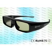Quality Rechargeable Adult Cinema IR active shutter 3D Digital Cinema glasses for sale
