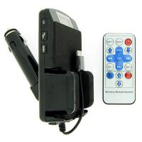 Quality FM Transmitter + Car Charger + Remote for iPhone 4S 4 4G 3GS 3G 2G iPod Touch for sale
