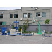 Quality eps xps foam plastic recycling equipment with ce iso sgs 100kg/h for sale