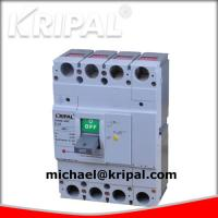 Quality Earth leakage protection circuit breaker MCCB 400A for sale