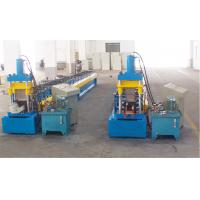Quality Metal Door Frame Making Machine 380V 50Hz PLC Control Cold Roll Forming Equipment for sale
