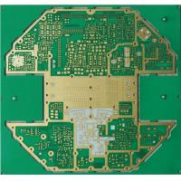 Buy cheap High Frequency Rogers 4-layer PCB from wholesalers