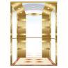 Buy cheap 800kg Golden Mirror Finish VVVF Passenger Elevator (XNK-003) from wholesalers
