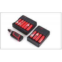 Quality 2 / 4 / 6 Bay Intelligent 4.2 V Battery Charger For 18650 18350 Battery 290g Weight for sale