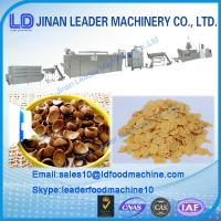 Quality China supplier cereal corn flakes processing machine for sale