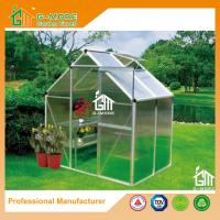 Quality Low Cost Agriculture Aluminum Green House Equipment - 133 x195x185cm(L X W X H) for sale