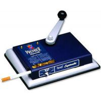 Quality manual cigarette tube filter tobacco rolling machine with plastic mouth for sale