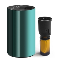 Quality Car PP PBT 1.5W 10ml Waterless Essential Oil Nebulizer for sale
