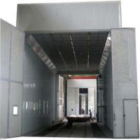 Quality Customizable Dust Cleaning Sand Blasting Room , Abrasive Blast Cabinet Customized Power for sale