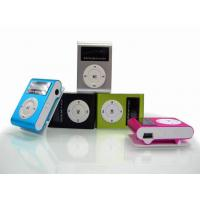 Quality Clip-ON MP3 Player with a Screen and FM ---04 for sale