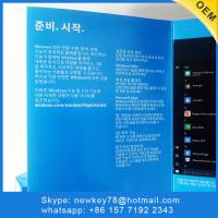 Quality New Original Microsoft Windows 10 Home 64bit Oem Dvd Activation Download for sale
