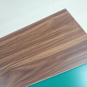Quality Wooden Wood Granite Aluminium Decorative Composite Panels , Alu Composite Panel Marble Look for sale