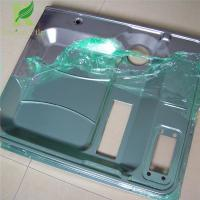 Quality 0.03-0.22mm Green Easy to Peel Temporary surface protective film for stainless steel for sale