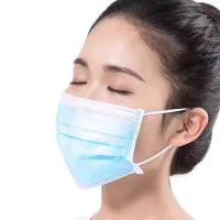 Quality Non Woven Antiviral Face Mask Surgical Disposable 3 Ply For Anti Coronavirus for sale
