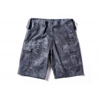 Quality Outdoor Camouflage Camo Cargo Shorts Wearfirst Military Style For Summer for sale