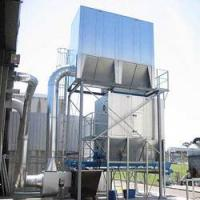 Quality HPC row spraying impulse bag cartridge filter dust collector for sale