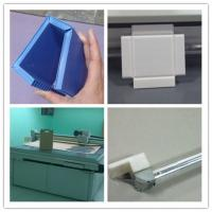 Quality Honeycomb flute paper furniture Studio Job guillotine machine for sale