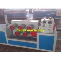 Quality High Efficiency 80-120kg / H Plastic Banding Machine , Pp Strapping Band Making Machine for sale