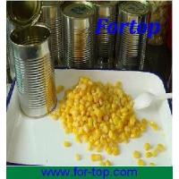 Quality Canned Sweet Corn Kernel for sale