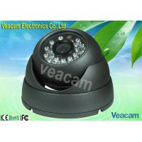 LED : ¢5X23PCS Vandal Proof Dome Camera with 20M IR Working Distance