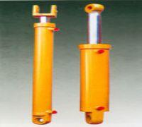 Quality Heat Resistant Industrial Hydraulic Loader Cylinder For Mine Digging Machinery for sale