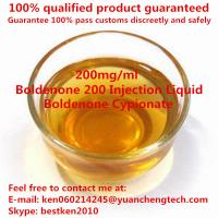 Quality Boldenone Cypionate  Injectable Anabolic Steroids 200mg / ml Boldenone 200 for sale