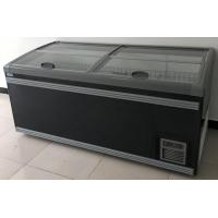 China 850L Commercial Chest Freezer Manual Defrost Type R600a Refrigerant on sale