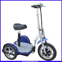 China Topwheel TP012D powerful 3 wheel 500w electric zappy motorcycle scooter for handicapped old people scooters