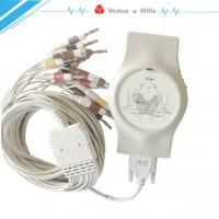 China Portable Digital 12 Channel ECG Machine With Analysis Software on sale