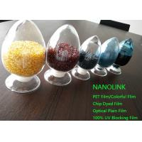 Quality Nano Zinc Oxide Antimicrobial Masterbatche , PET ABS PP Plastic Masterbatch for sale