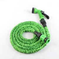 China Flexible Retractable Garden Hose With Double Latex Expandable Hose on sale