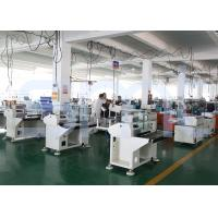 Buy Industrial Electric Motor Winding Machine Semi - Auto Coil Winding Machine at wholesale prices