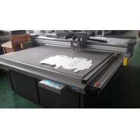 Quality Digital Vacuum Table Corrugated Box Making Machine Automatic Drawing Creasing for sale